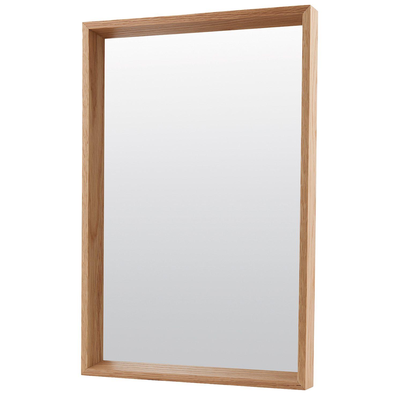Oak spejl, 40x60 – house doctor – køb møbler online pÃ¥ room21.dk
