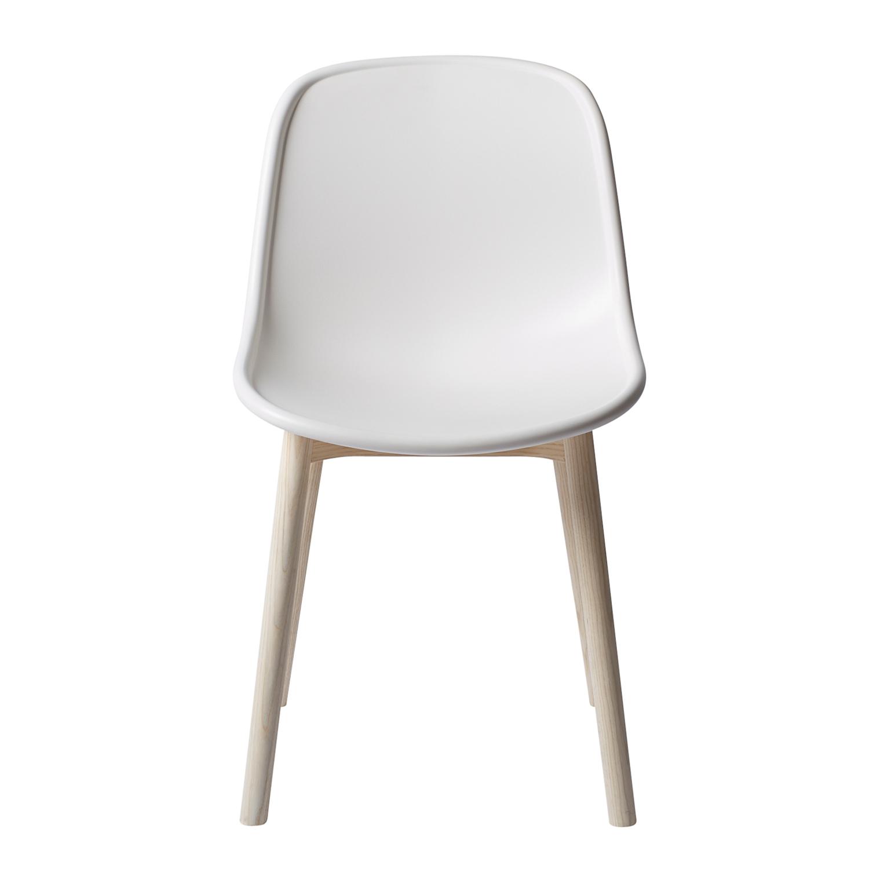 Neu 13 chair, hvid/asketræ– wrong for hay – køb møbler online pÃ¥ ...