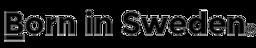 Born in Sweden - logo - Rum21.dk